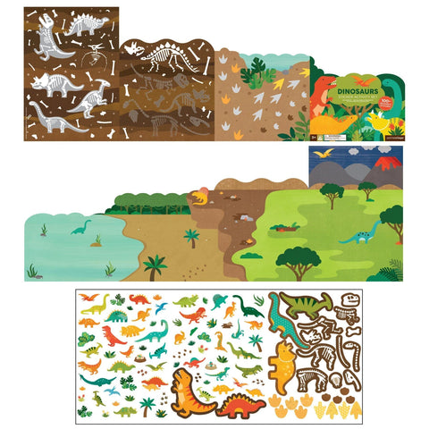 Sticker Activity Set: Dinosaurs