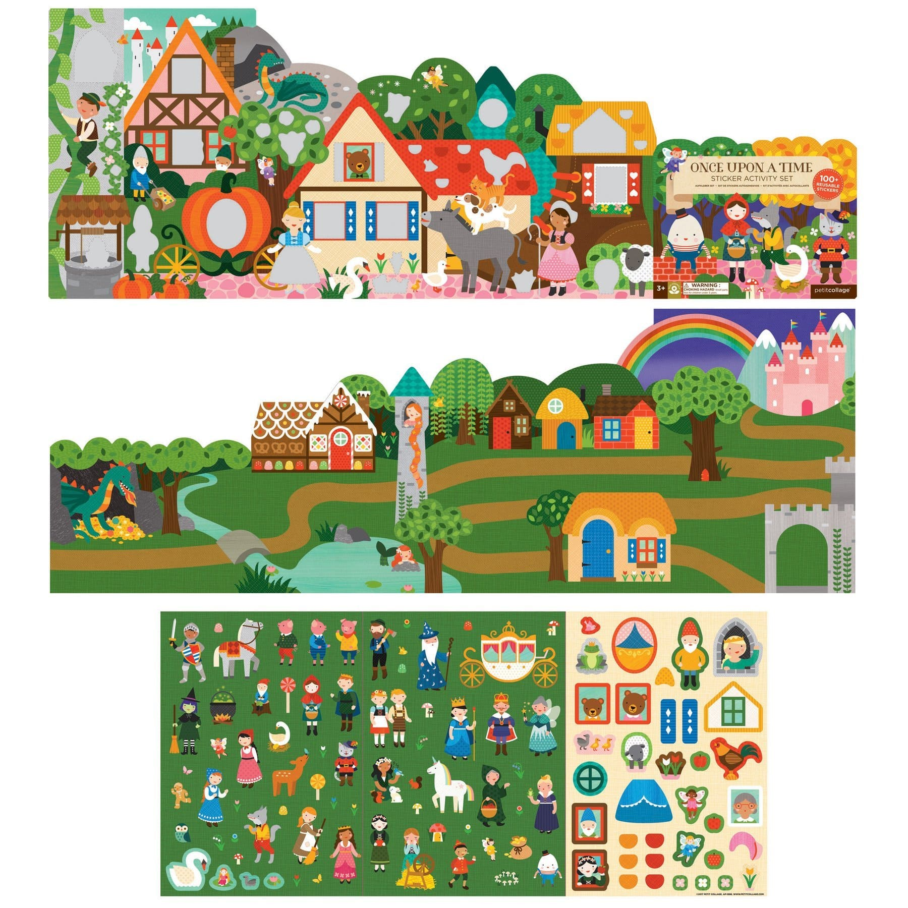Sticker Activity Set: Once Upon A Time