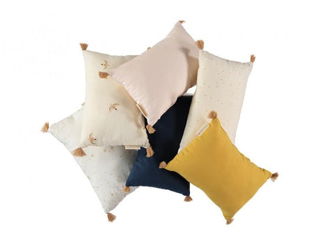 SUMBLIM CUSHION NUDE HAIKU BIRDS NATURAL