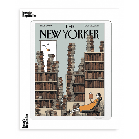 THE NEWYORKER 66 GAULD FALL LIBRARY