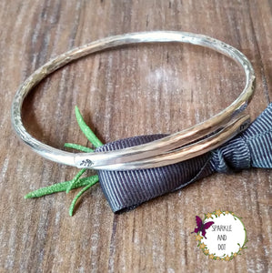 Hand Stamped Bracelets | Sparkle And Dot-Sparkle & Dot Designs