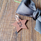 Extra Tags for the Weight Loss & Marathon Keyring-Keyring-Sparkle & Dot Designs