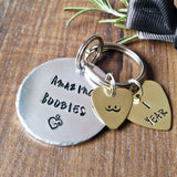 Personalised Golden Boobies Breastfeeding Milestone Gift - sparkle-dot-designs