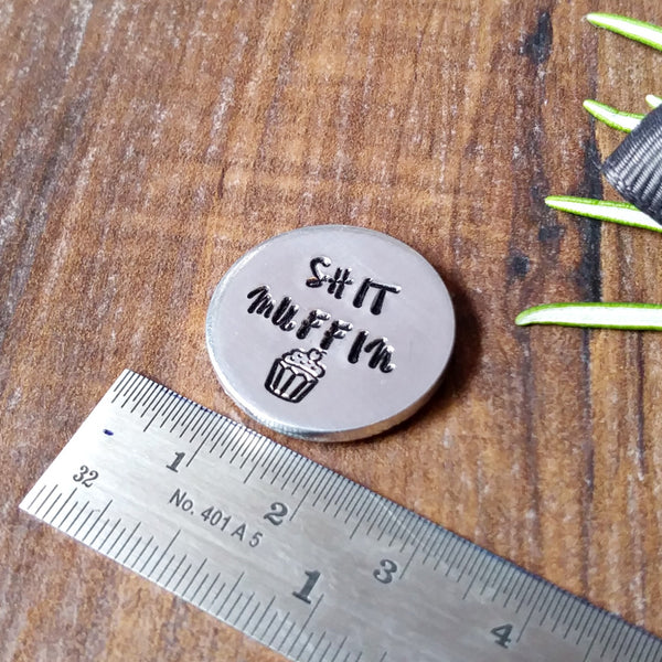 Little Bag of Swear Word Tokens-Magnets-Sparkle & Dot Designs