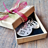 Gift Box For Sparkle & Dot Hand Stamped Jewellery - Sparkle & Dot Personalised Hand Stamped Designs