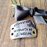 Personalised Trainer Tags-Trainer Tags-Sparkle & Dot Designs