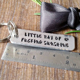 Profanity Swear Word Keyring Gifts-Keyring-Sparkle & Dot Designs