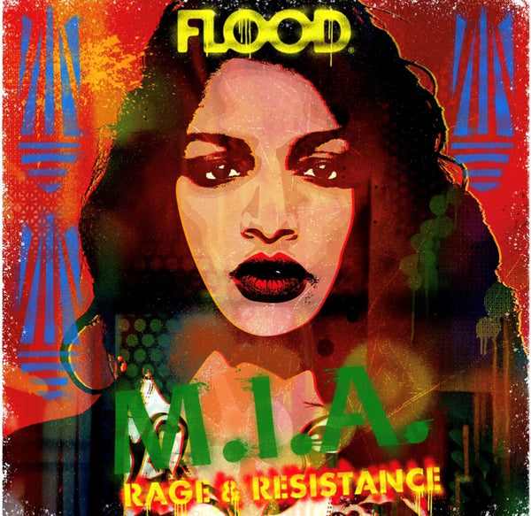 FLOOD MAGAZINE 2 YEAR SUBSCRIPTION