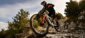 Orbea Occam Mountain Bike.  Bicicletta.