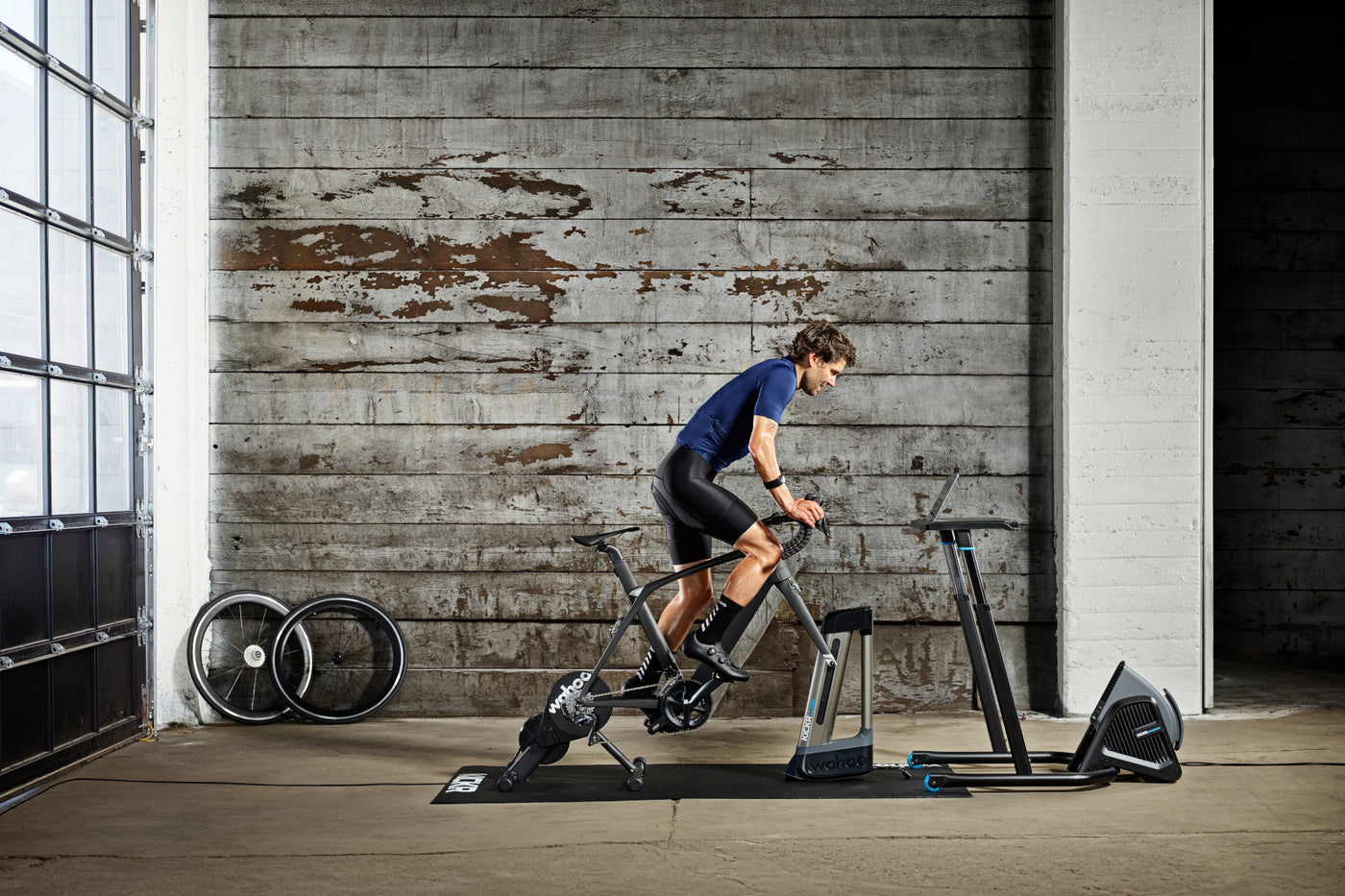 Wahoo Kickr, Kickr Climb, and Kickr Bike Desk