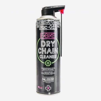 Muc-Off eBike Dry Chain Cleaner, 500ml - Bicicletta