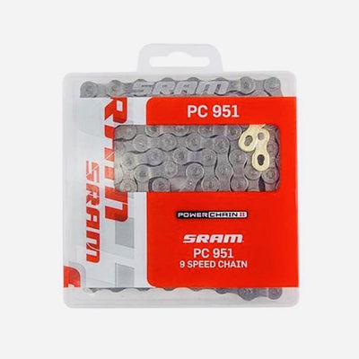 SRAM PC-951 9sp Chain - Bicicletta