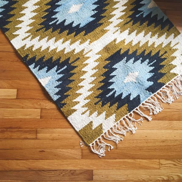 Hand-Woven Rugs