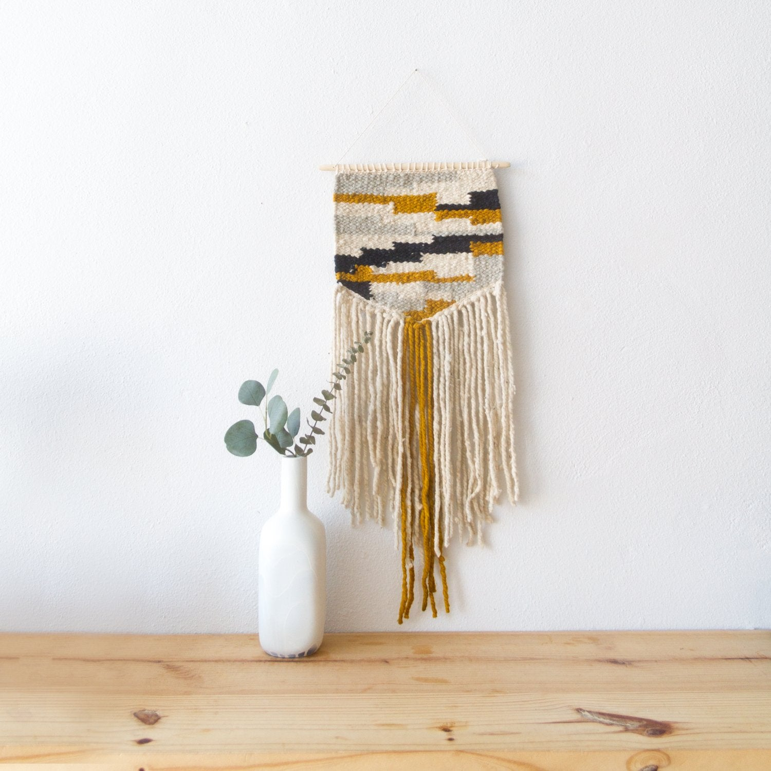 Hand-Woven Wall Hangings