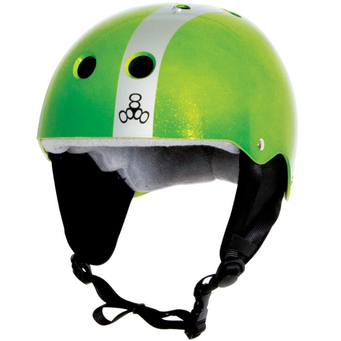 Helmet Liquid Force Flash Comp