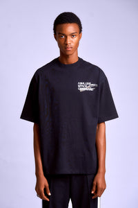 SPACE COMMAND OVERSIZED T-SHIRT