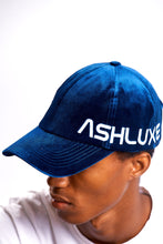APOLLO BLUE VELVET CAP