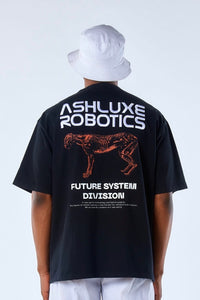 ROBOTICS OVERSIZED T-SHIRT