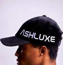 APOLLO BLACK VELVET CAP