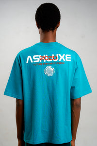 LIMITED EDITION 2020 TEAL OVERSIZED T-SHIRT
