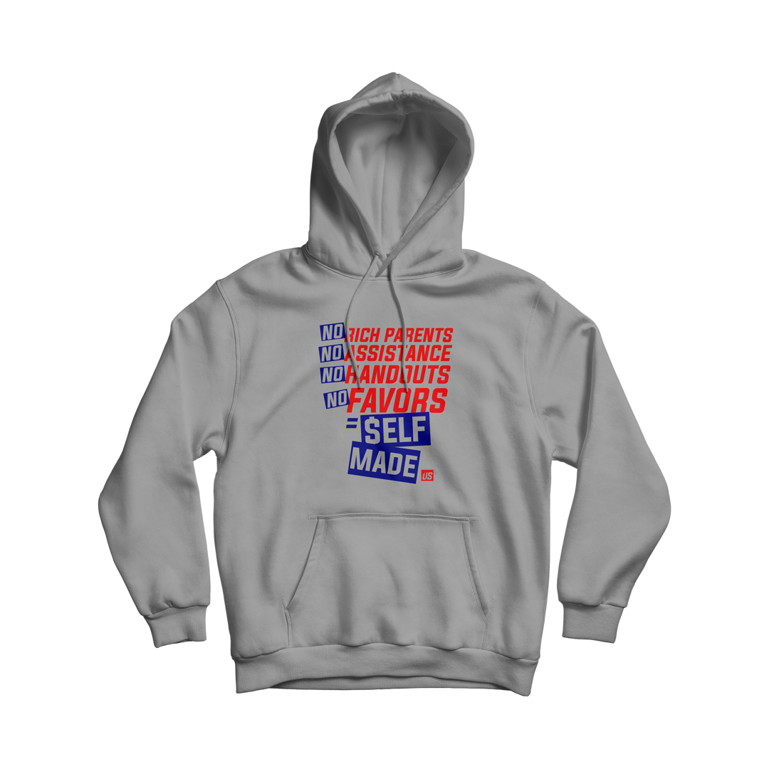 NO FAVORS HOODIE (LIMITED EDITION)