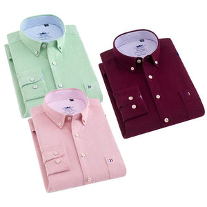 Combo of 3 Mens Slim Fit Shirts