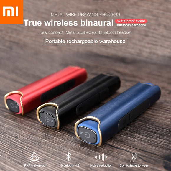 MI S2 TWS Wireless Bluetooth V5.0 Earphones with Charging Box