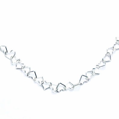 Open Heart Choker