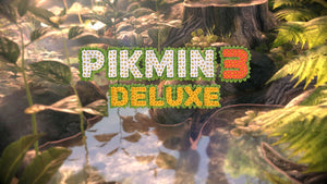 Pikmin 3 for the Switch