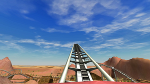 Roller Coaster Tycoon 3 Throwback