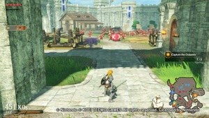 Hyrule Warriors Age Of Calamity release Demo play