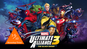 Marvel Ultimate Alliance Review Roundup