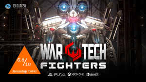 war tech fighters review roundup