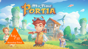 my time at portia review roundup