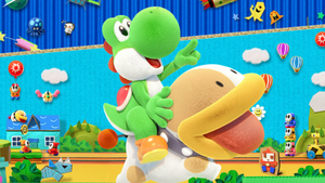Yoshi's crafted world review nintendo switch