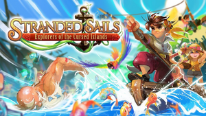 stranded sails explorers of cursed islands trailer