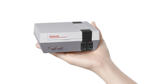 NES classic console review