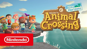 Aminal Crossing New Horizons