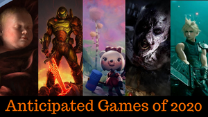 5 anticipated games of 2020