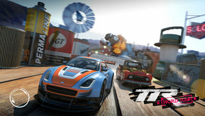 Table top racing world tour nitro review