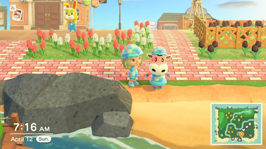 animal crossing matching outfits with Norma