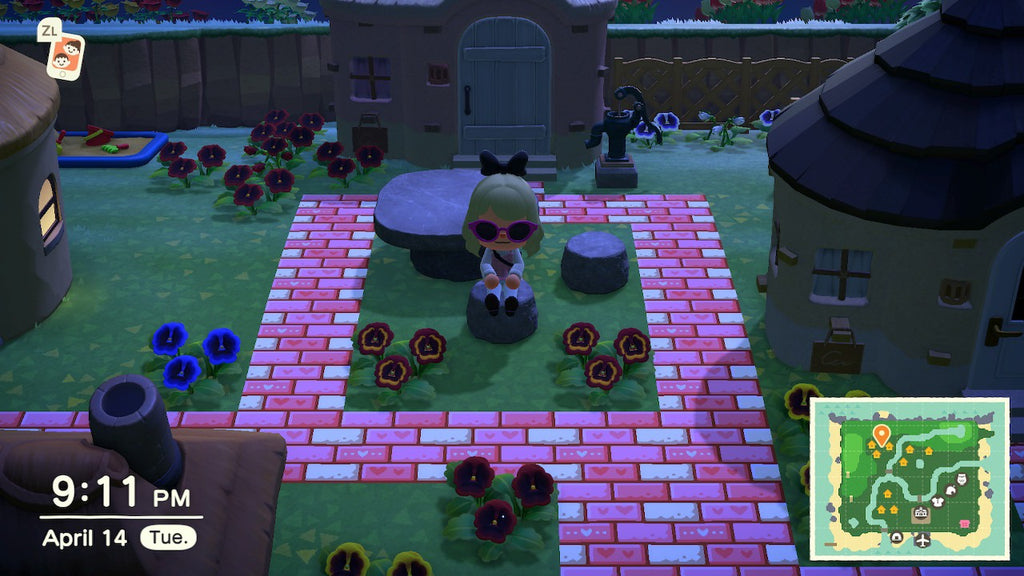 animal crossing remaining houses