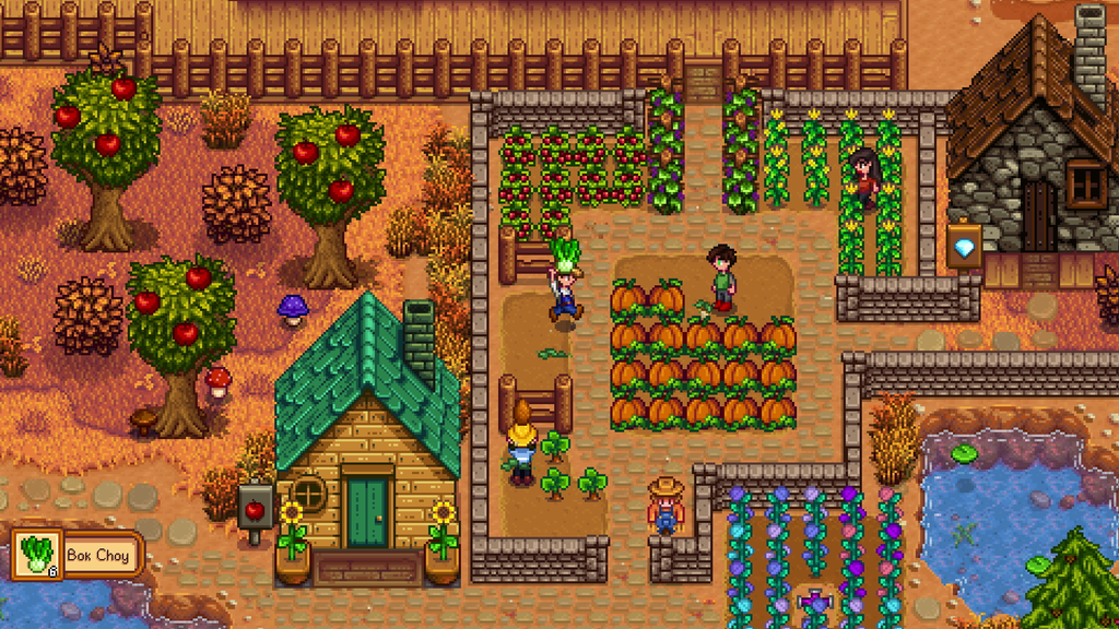 Stardew valley fall crops money guide