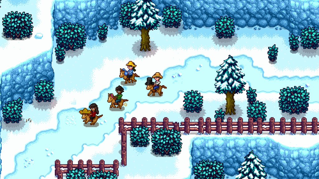 Stardew valley winter money guide
