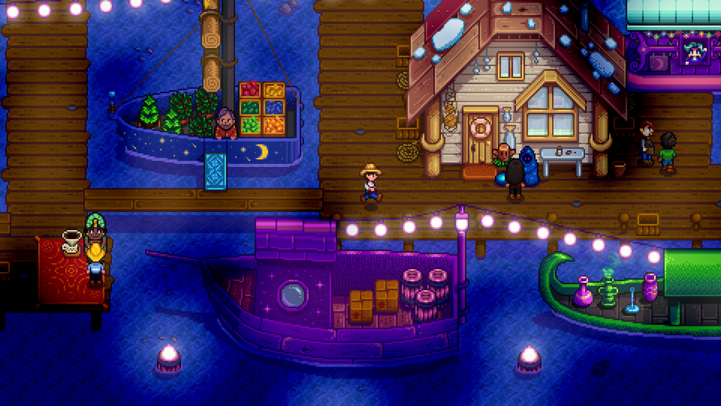 stardew valley night market money guide