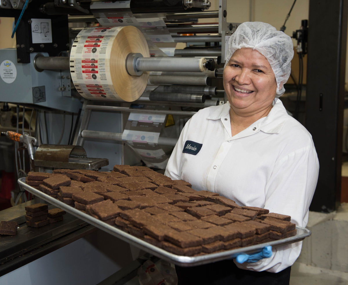 Bakery Specializes in Brownies and Second Chances