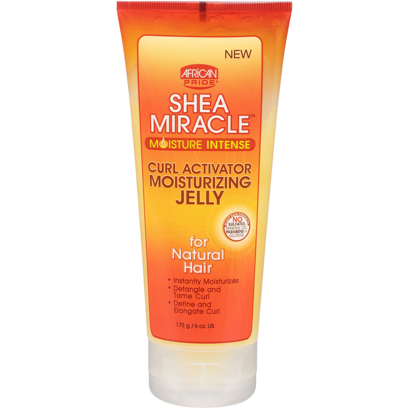 African Pride Shea Miracle -Jelly - Pelo Bueno