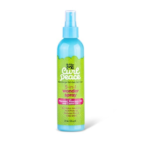 Just For You- Curl Peace Spray refrescante - Pelo Bueno
