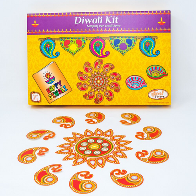 DIY Diwali Gift Hamper for Kids