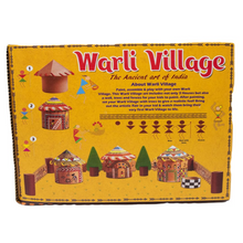 Load image into Gallery viewer, Kids Pretend Play Warli Art for Kids - Make a Village
